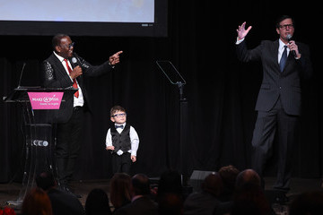 Randy Jackson Make-A-Wish Wishing Well Winter Gala