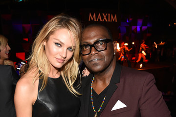 Randy Jackson Arrivals at Maxim's Hot 100 Women Event