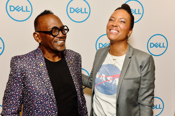 Randy Jackson Actress And Director Aisha Tyler Join #DellExperience At CES 2019