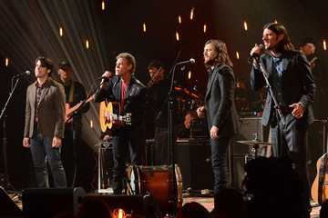 Randy Travis Bob Crawford CMT Crossroads: The Avett Brothers And Randy Travis Tapes At The Factory At Franklin