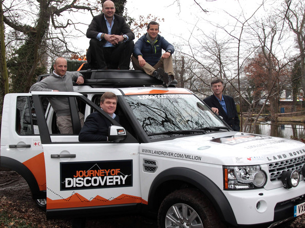 The Millionth Land Rover Discovery Is Made