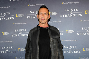 Raoul Trujillo National Geographic Channel's Saints & Strangers Pub 1620 Opening Event