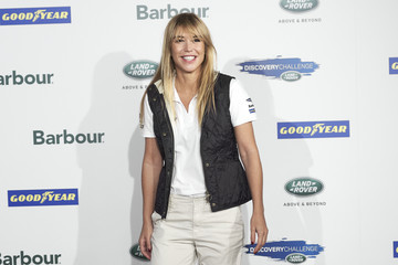Raquel Merono 'Land Rover Discovery Challenge' Presentation In Madrid