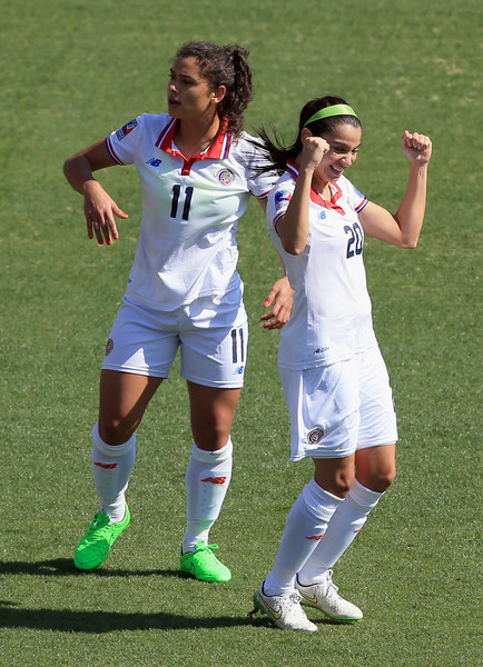 Costa Rica v Puerto Rico: Group A - 2016 CONCACAF Women's Olympic Qualifying