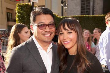 Rashida Jones Los Angeles Premiere and Party F=for Disney-Pixar's 'Inside Out'