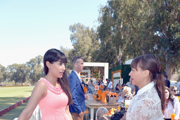 Rashida Jones Fifth-Annual Veuve Clicquot Polo Classic, Los Angeles