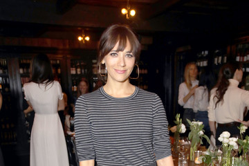 Rashida Jones Jenni Kayne + Loeffler Randall Pop-Up in Los Angeles