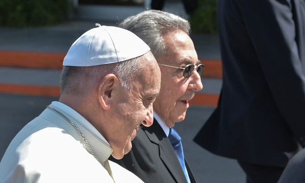 Historic Meeting Between Pope Francis and Russian Orthodox Church Patriarch in Havana