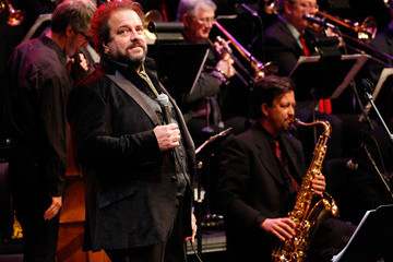 Raul Malo Raul Malo And The Nashville Jazz Orchestra Valentine's Day Performance