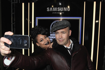 Raven-Symone Samsung Celebrates the Premiere of 'Zoolander 2'