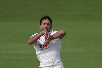 Ravi Bopara Kent v Essex: Specsavers County Championship Division 2