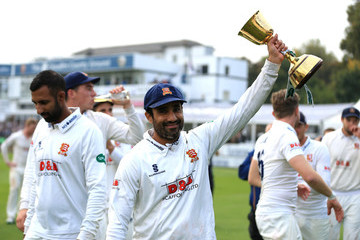 Ravi Bopara Essex v Yorkshire - Specsavers County Championship: Division One