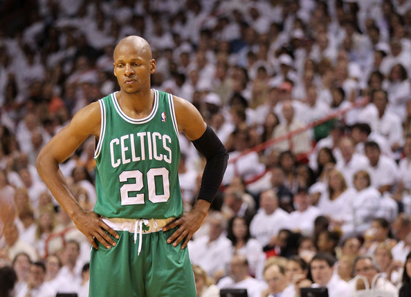 ray allen miami san antonio