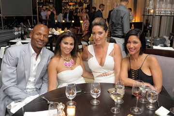 Ray Allen Haute Living Haute 100 Dinner