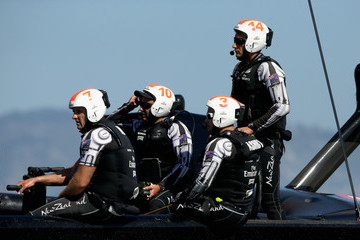 Ray Davies America's Cup Finals: Races 17-18