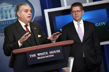 Ray LaHood Transportation Secretary LaHood Addresses How Sequester Cuts Would Impact Air Travel
