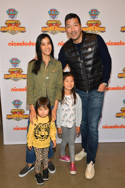 Lisa Ling, Paul Song, Jett Ling Song, Ray Ling Song - Ray ...