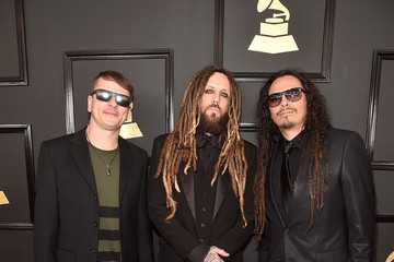 Ray Luzier The 59th GRAMMY Awards -  Red Carpet