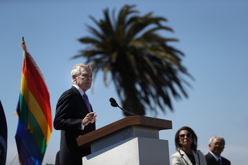 Ray Mabus US Navy Ship Naming Honors and San Francisco Icon Gay Activist Harvey Milk
