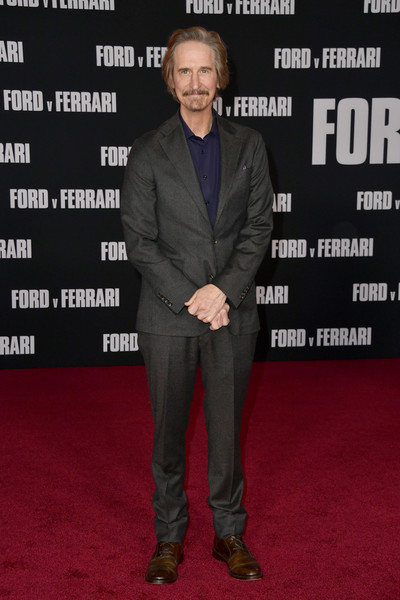 "Premiere Of FOX's ""Ford V Ferrari"" - Arrivals [red carpet,suit,carpet,premiere,flooring,event,tuxedo,formal wear,fictional character,ford v ferrari,arrivals,ray mckinnon,california,hollywood,tcl chinese theatre,fox,premiere]"