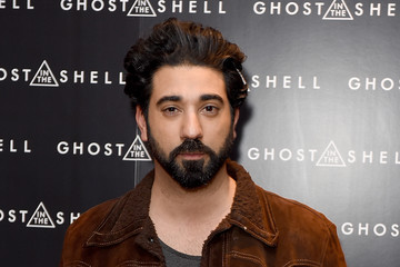 Ray Panthaki 'Ghost in The Shell' London Gala Screening