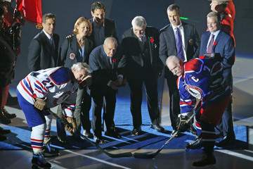 Ray Shero 2013 Hockey Hall Of Fame - Legends Classic