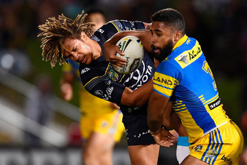 Ray Thompson NRL Rd 9 - Cowboys v Eels
