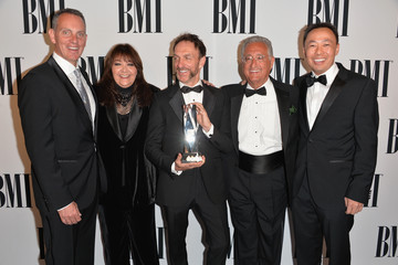 Ray Yee Arrivals at the BMI Film/TV Awards