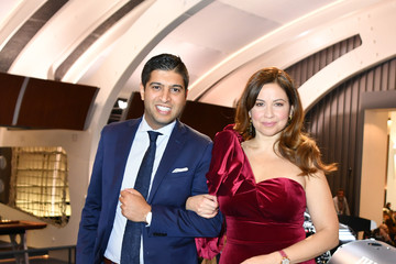 Raya Abirached IWC Schaffhausen At SIHH 2019 - Super Tuesday Booth Visit