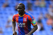 Mamadou Sakho of Crystal Palace during the Pre-Season Friendly between Reading and Crystal Palace at Madejski Stadium on July 28, 2018 in Reading, England.
