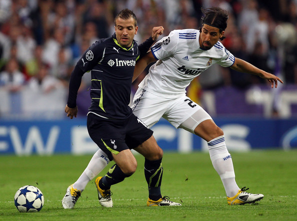 real madrid vs tottenham 2011. Real Madrid v Tottenham