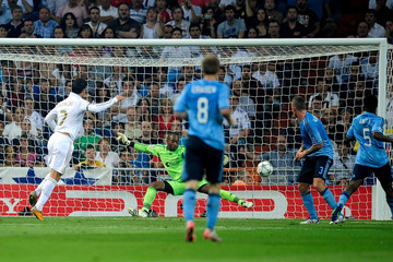 Christian Ronaldo Real Madrid CF v AFC Ajax - UEFA Champions League