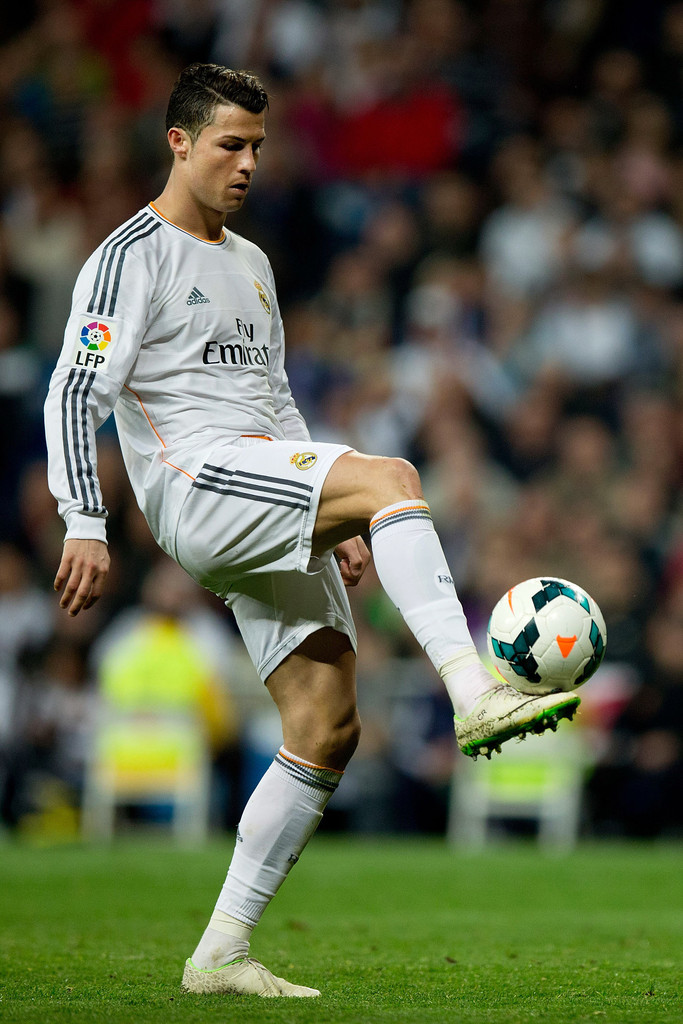 Cristiano Ronaldo Photos - Real Madrid CF v Levante UD - La Liga ...