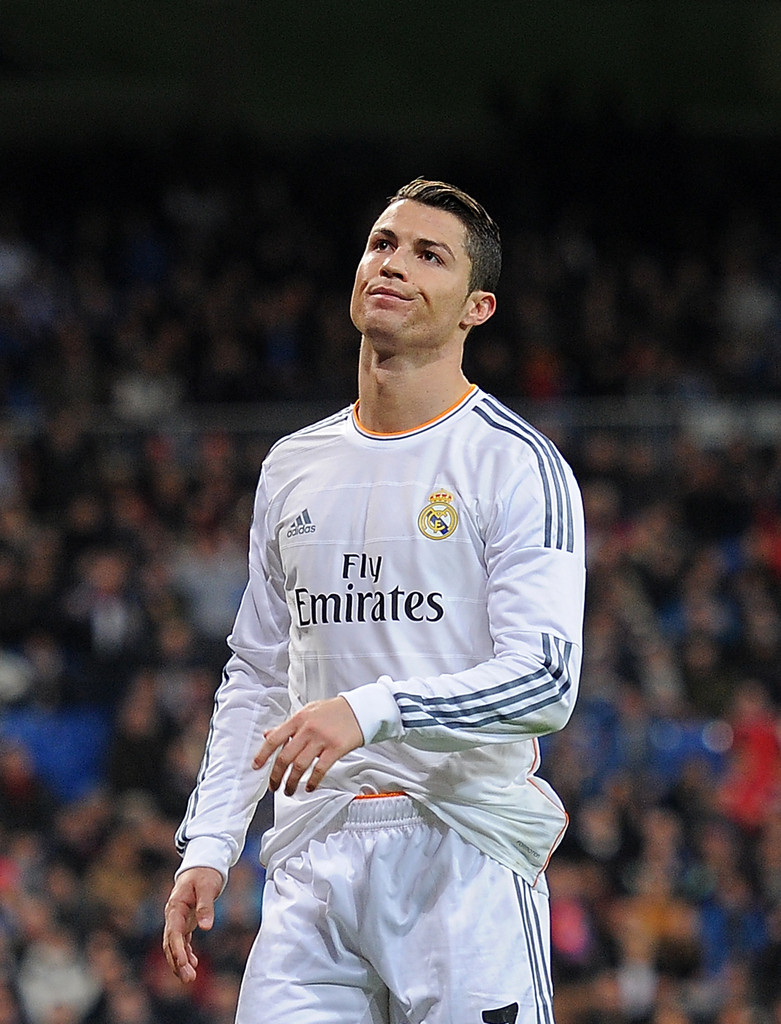 Cristiano Ronaldo Photos Photos - Real Madrid CF v RCD ...