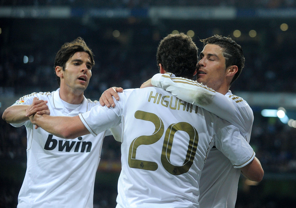 Cristiano Ronaldo transfer: Kaka rejoices after Real Madrid secure