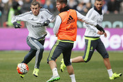 Sergio Ramos Gareth Bale Photos Photo