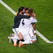 Sergio Ramos and Alvaro Arbeloa Photos