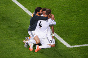Sergio Ramos and Alvaro Arbeloa Photos Photo