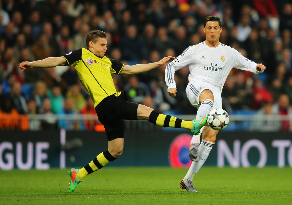 UEFA Champions League - Real Madrid vs Borussia Dortmund