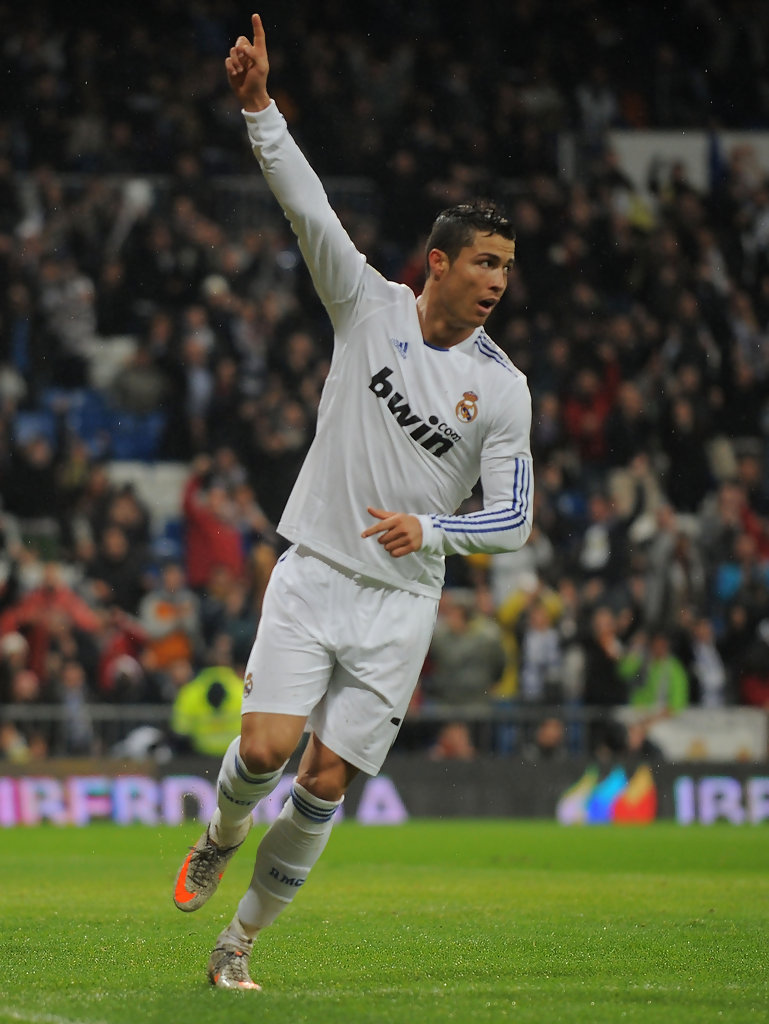 Cristiano Ronaldo Photos Photos - Real Madrid v Levante ...