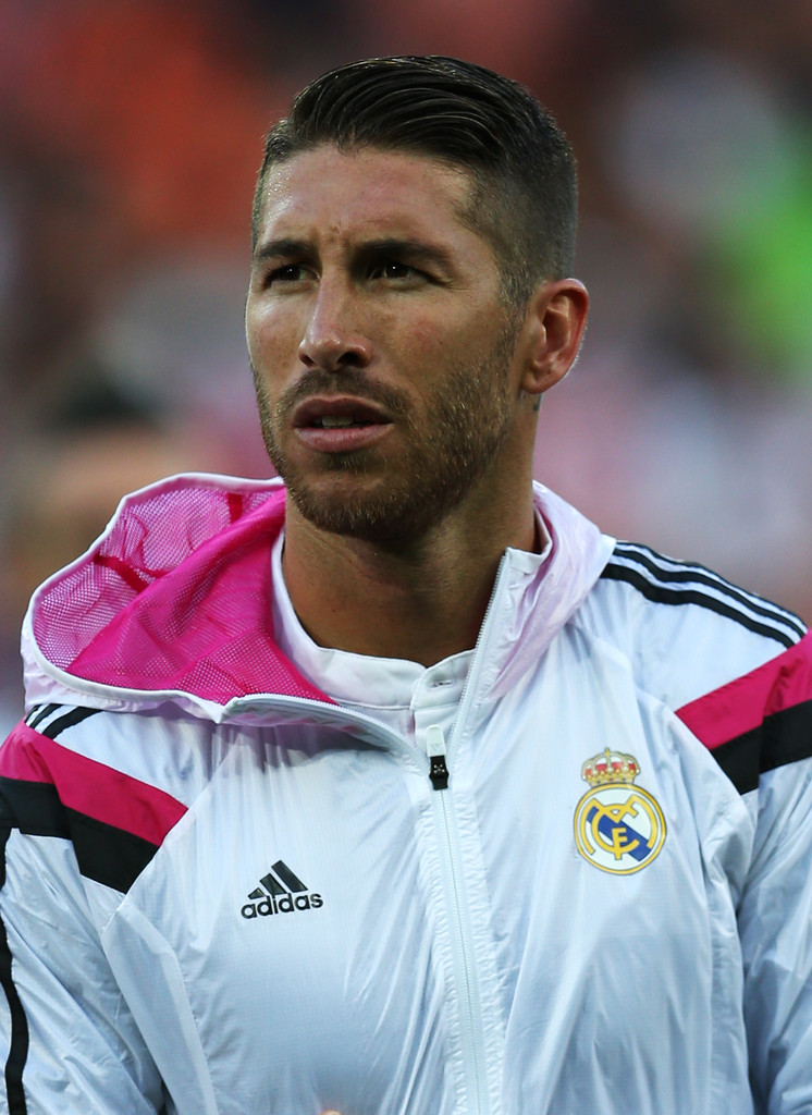 Sergio ramos photos photos real madrid v sevilla fc zimbio - Sergio madrid ...