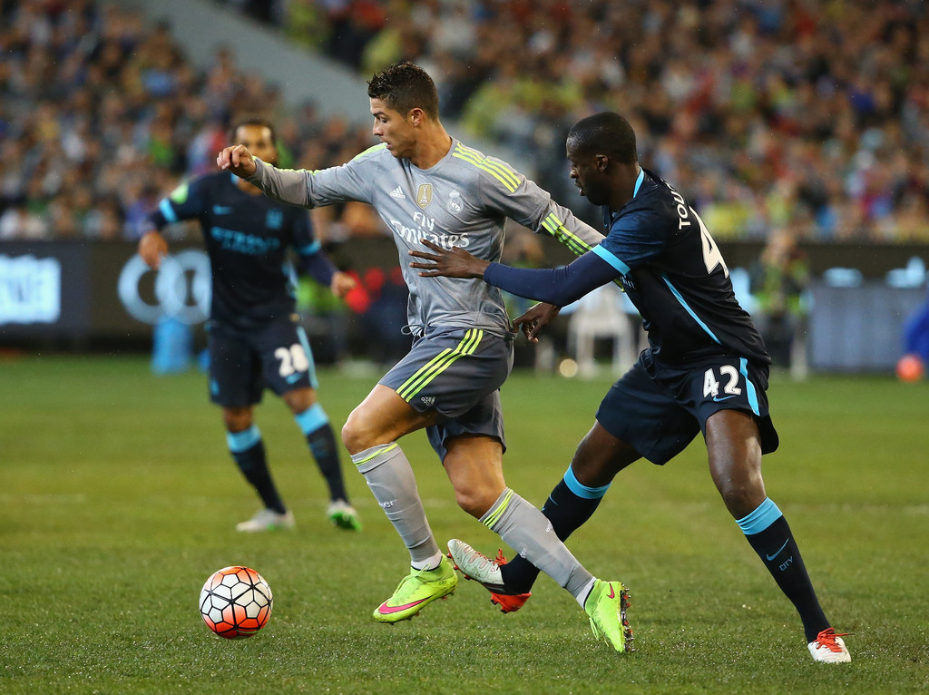 Real Madrid – Manchester City
