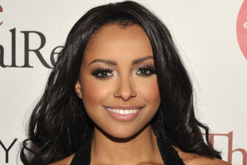 Kat Graham The RealReal / Chrysalis Charity Benefit Curated By Shenae Grimes