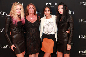 Soleil Nathwani Realm Celebrates Fashion's Night Out
