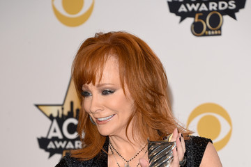 Reba McEntire 50th Academy Of Country Music Awards - Press Room
