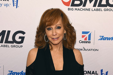 Reba McEntire Big Machine Label Group Celebrates the 49th Annual CMA Awards in Nashville - Arrivals