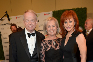 Reba McEntire Muhammad Ali's Celebrity Fight Night XX - Inside