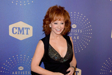 Reba McEntire 2019 CMT Artist of the Year - Red Carpet
