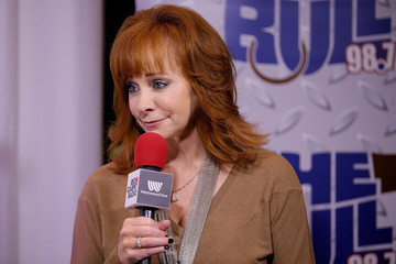Reba McEntire 50th Academy Of Country Music Awards - Cumulus/WestwoodOne Radio Remotes - Day 2