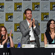 Rebecca The 'Once Upon A Time' Panel at Comic-Con International 2015